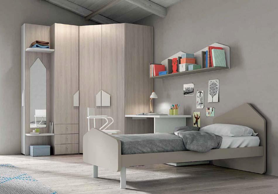 Camerette Moderne Mistral – Toscana Arredamenti – 112