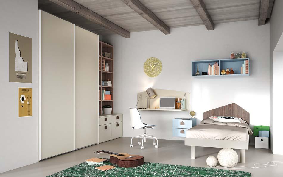 Camerette Moderne Mistral – Toscana Arredamenti – 118