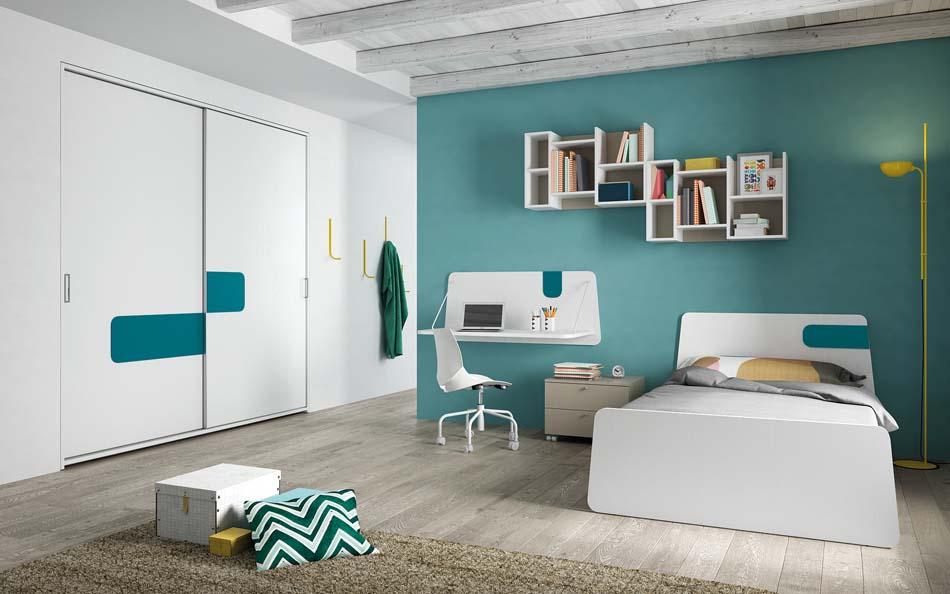 Camerette Moderne Mistral – Toscana Arredamenti – 119