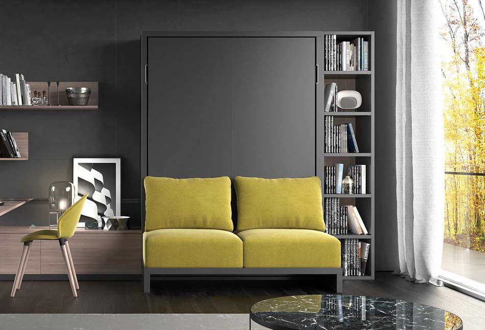 Clever letti salvaspazio Shin Sofa 3 -Toscana Arredamenti