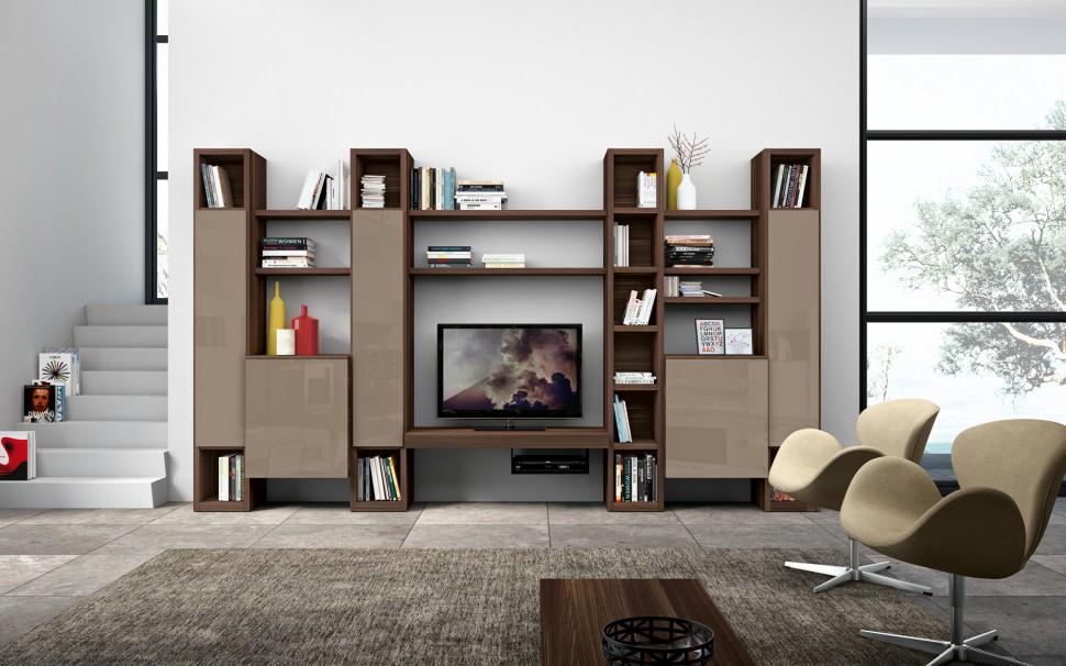 Colombini Librerie Componibili – Toscana Arredamenti – 111