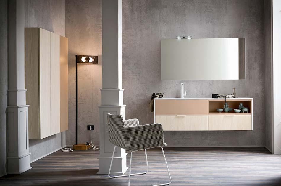 Compab Arredo Bagno B201 Color – Toscana Arredamenti – 101