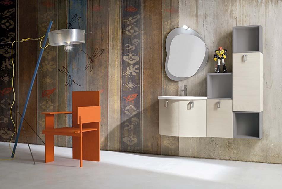 Compab Arredo Bagno B201 Color – Toscana Arredamenti – 105