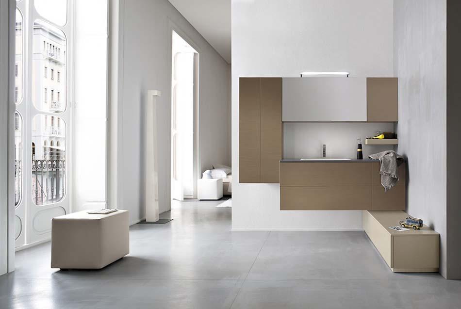 Compab Arredo Bagno B201 Color – Toscana Arredamenti – 108