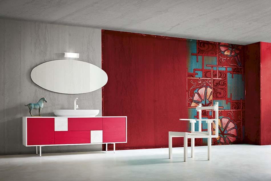 Compab Arredo Bagno B201 Color – Toscana Arredamenti – 110