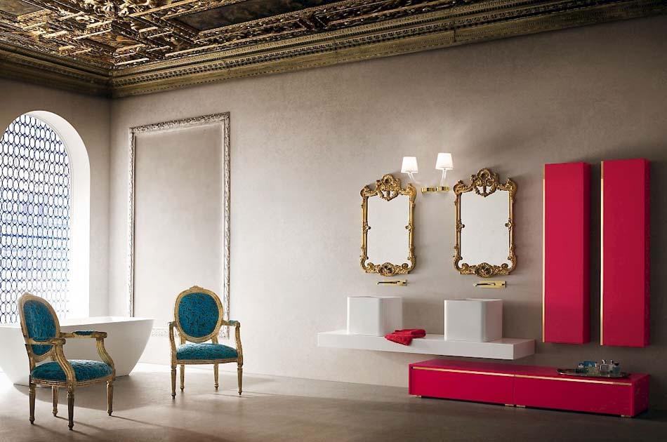 Compab Arredo Bagno Jacana Luxury 2 Lavandini – Toscana Arredamenti – 101