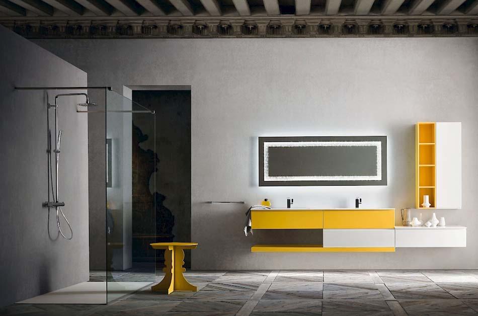 Compab Arredo Bagno Jacana Luxury 2 Lavandini – Toscana Arredamenti – 102