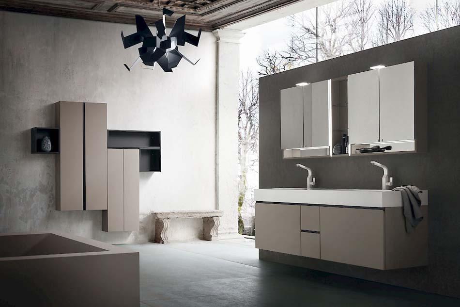 Compab Arredo Bagno Jacana Luxury 2 Lavandini – Toscana Arredamenti – 105