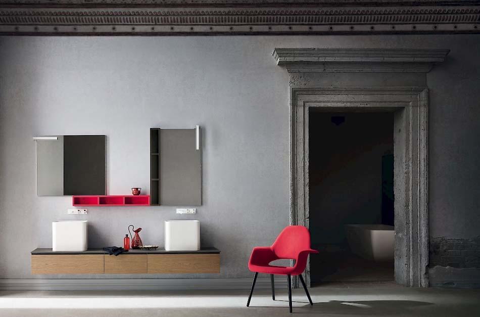 Compab Arredo Bagno Jacana Luxury 2 Lavandini – Toscana Arredamenti – 107