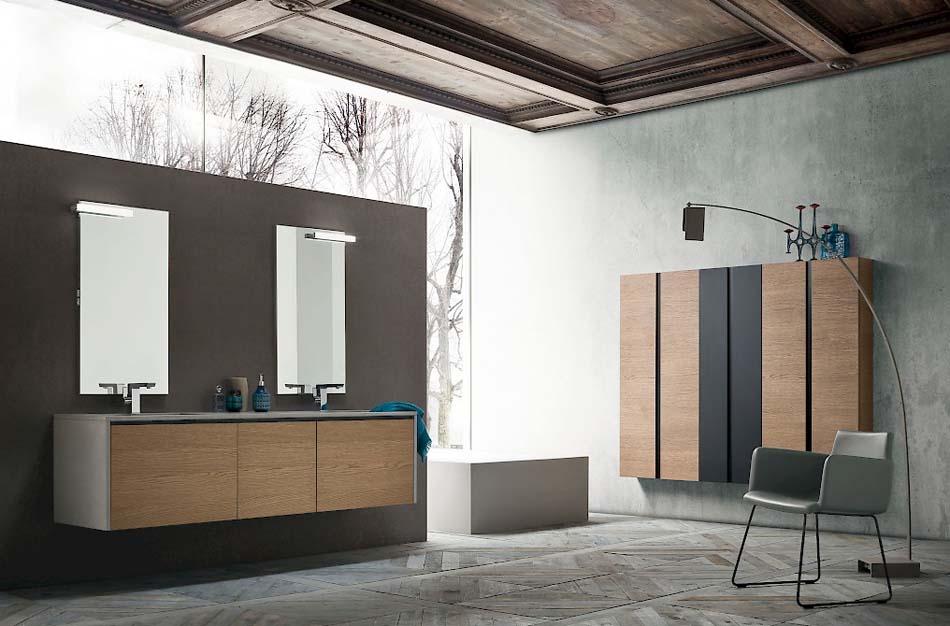 Compab Arredo Bagno Jacana Luxury 2 Lavandini – Toscana Arredamenti – 108