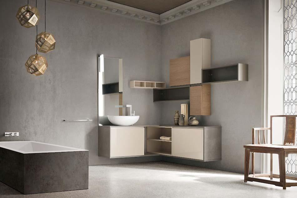 Compab Arredo Bagno Jacana Luxury – Toscana Arredamenti – 120