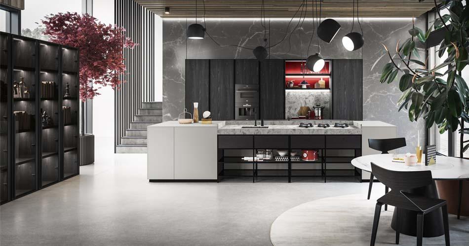 Arredamento Cucine Toscana.Cucine Miton Componibili Moderne Di Design Toscana Arredamenti