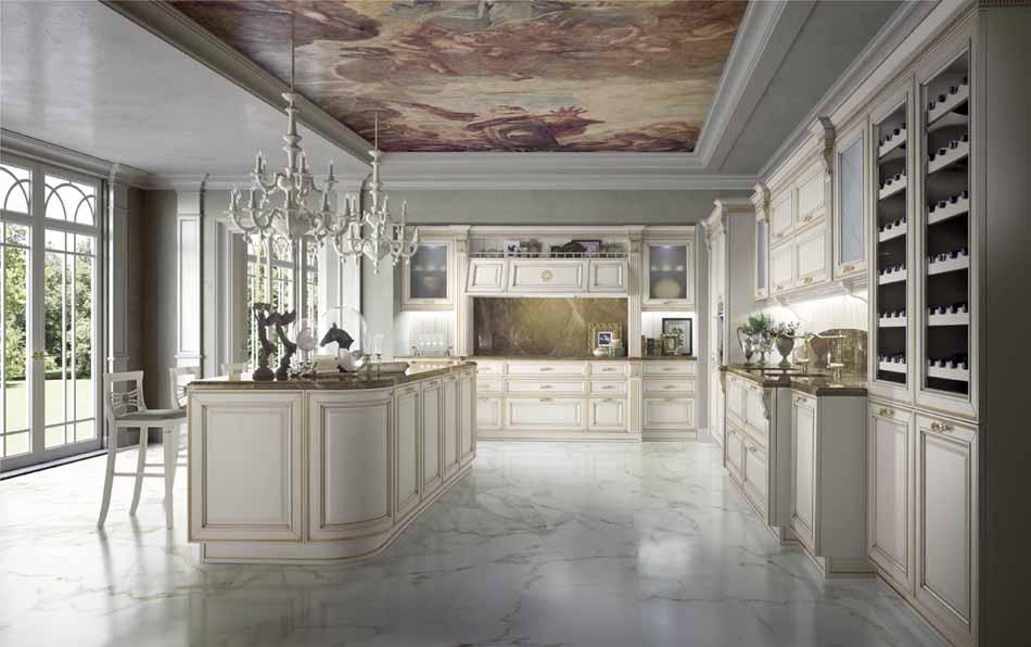 Cucine Miton Classiche Caviar – Toscana Arredamenti – 103