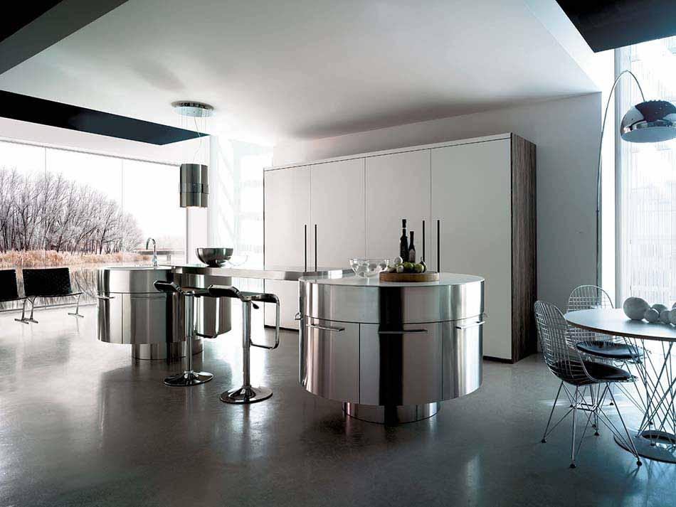 Cucine Miton Moderne Rondo – Toscana Arredamenti – 104