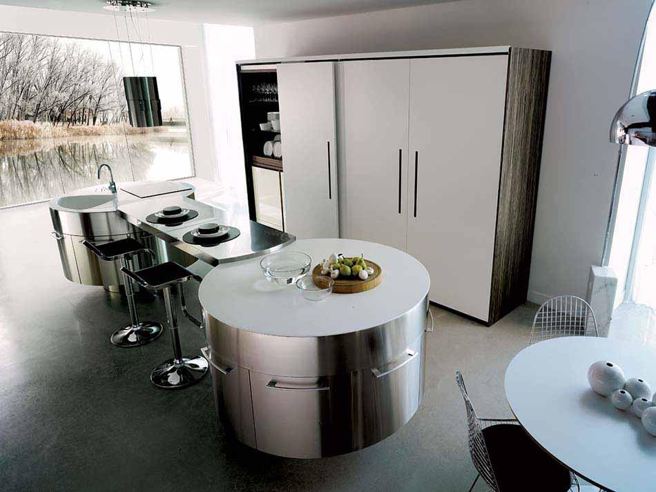 Cucine Miton Moderne Rondo – Toscana Arredamenti – 105