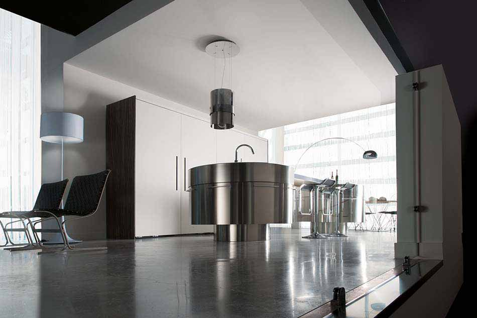 Cucine Miton Moderne Rondo – Toscana Arredamenti – 106