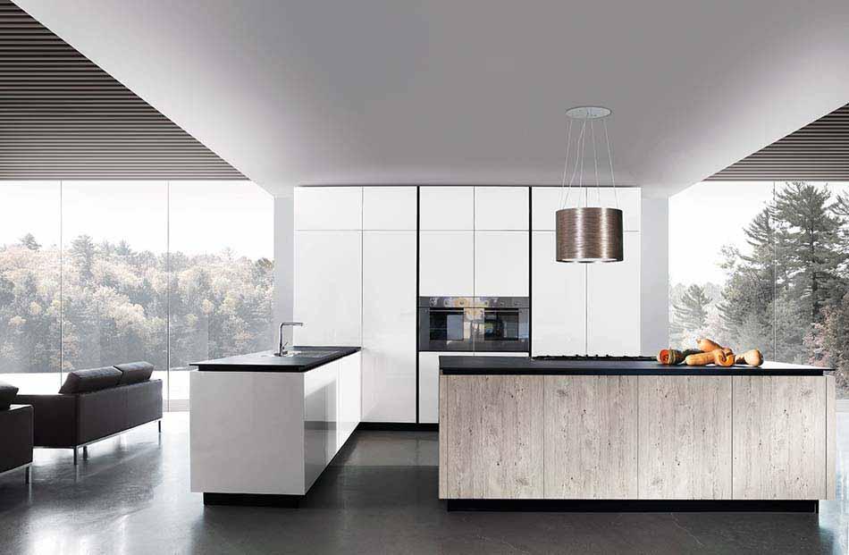Cucine Miton Moderne Sincro Glossy – Toscana Arredamenti – 101