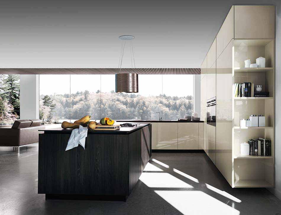 Cucine Miton Moderne Sincro Glossy – Toscana Arredamenti – 102