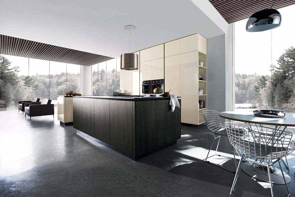 Cucine Miton Moderne Sincro Glossy – Toscana Arredamenti – 103