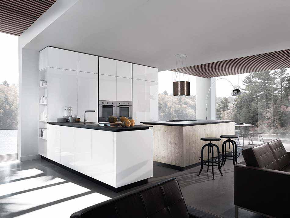 Cucine Miton Moderne Sincro Glossy – Toscana Arredamenti – 105