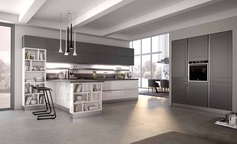 Cucine su misura artigiali 14 – Linea Greta -Toscana Arredamenti