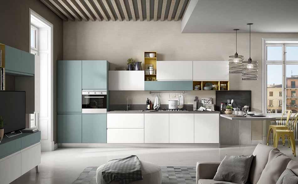Cucine su misura artigiali 20 – Linea Arianna – Firenze Arredament