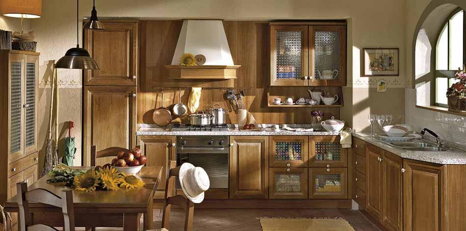 Cucine su misura artigiali 31 – Baita -Toscana Arredamenti