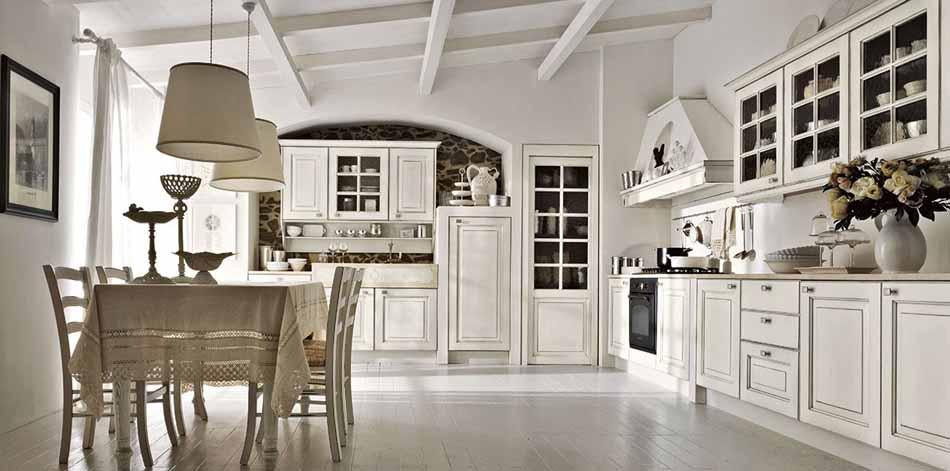 Cucine su misura artigiali 41 – Linea Casale -Toscana Arredamenti