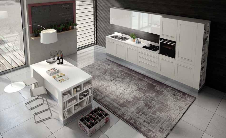 Cucine su misura artigiali 44 – Linea Greta -Toscana Arredamenti
