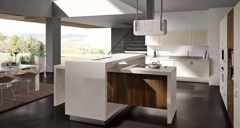 Cucine su misura artigiali 47 – Linea Lounge -Toscana Arredamenti