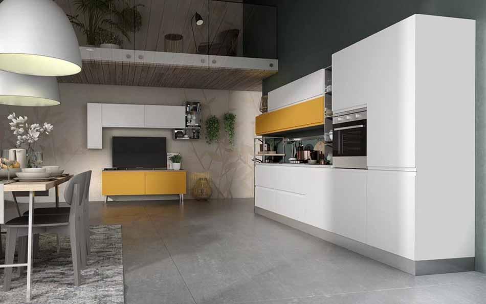 Cucine su misura artigiali 50 – Linea Arianna – Firenze Arredament