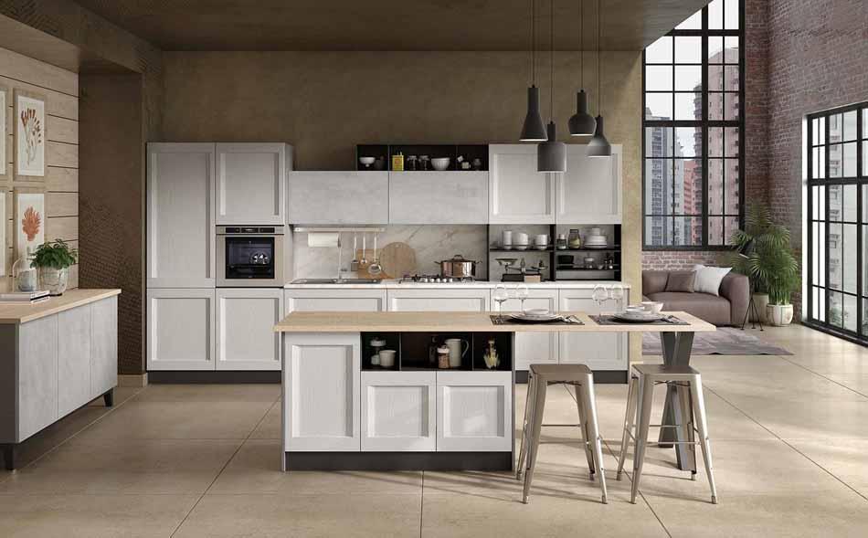 Cucine su misura artigiali 53 – Linea Time -Toscana Arredamenti