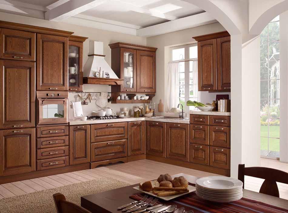 Cucine su misura artigiali 58 – Linea Lucrezia -Toscana Arredamenti