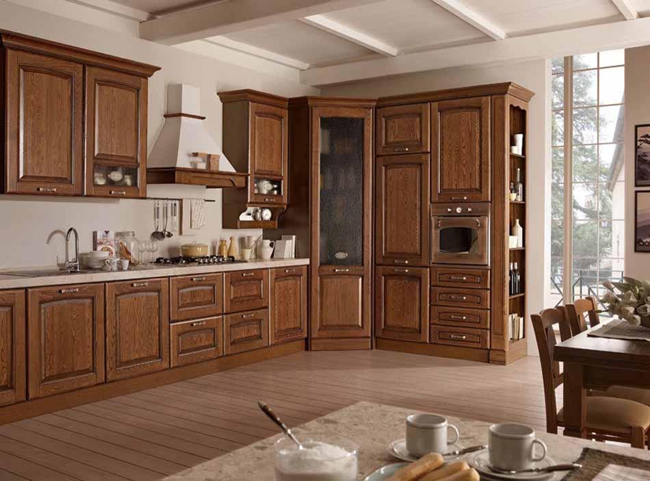 Cucine su misura artigiali 68 – Linea Lucrezia -Toscana Arredamenti