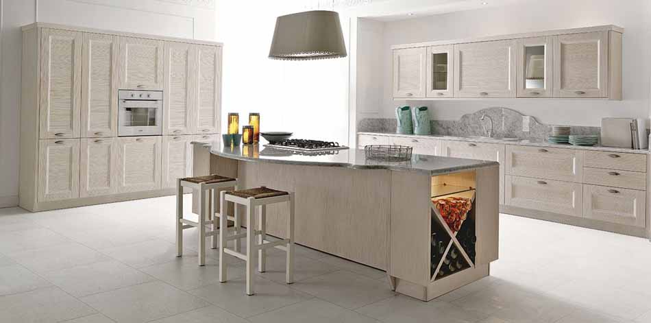 Cucine su misura artigiali 71- Linea Mediterranea -Toscana Arredamenti
