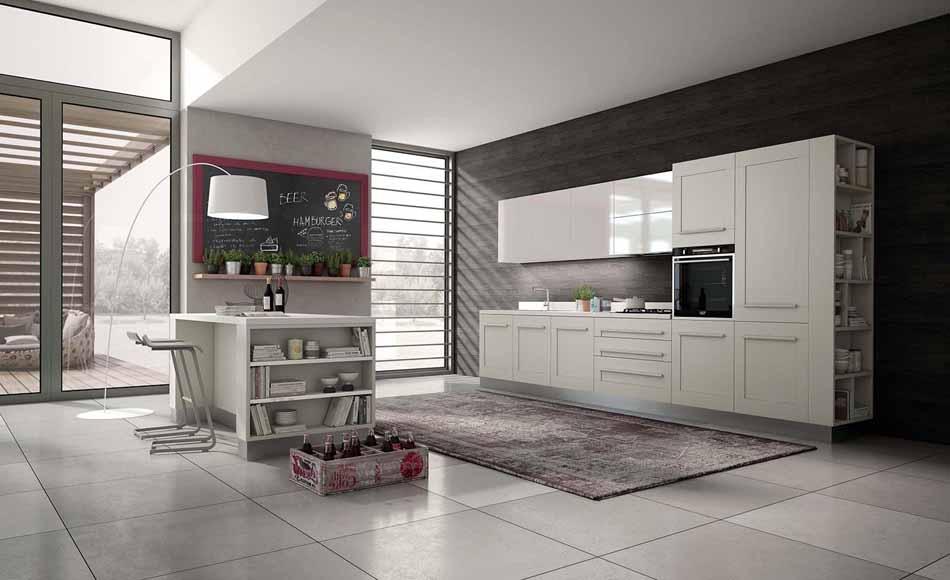 Cucine su misura artigiali 99 – Linea Greta -Toscana Arredamenti