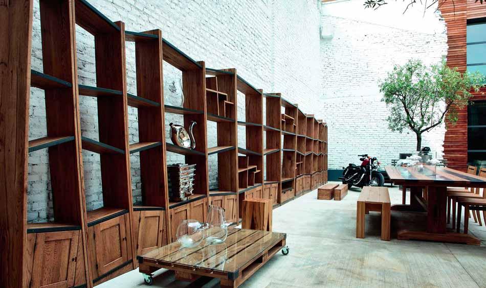 Devina Nais 2 Libreria Unika – Toscana Arredamenti