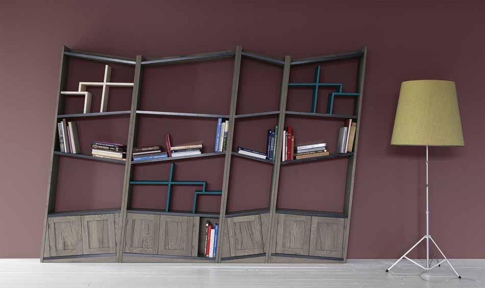 Devina Nais 22 Libreria Unika – Toscana Arredamenti