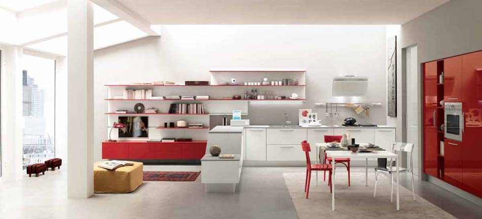 Febal Cucine Moderne Alicante – Toscana Arredamenti – 108