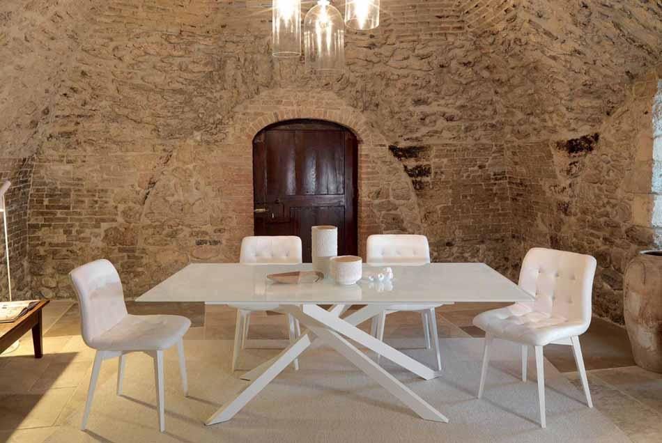 Fiuli Sedie Tavolo T50 BOSTON 1 – Toscana Arredamenti