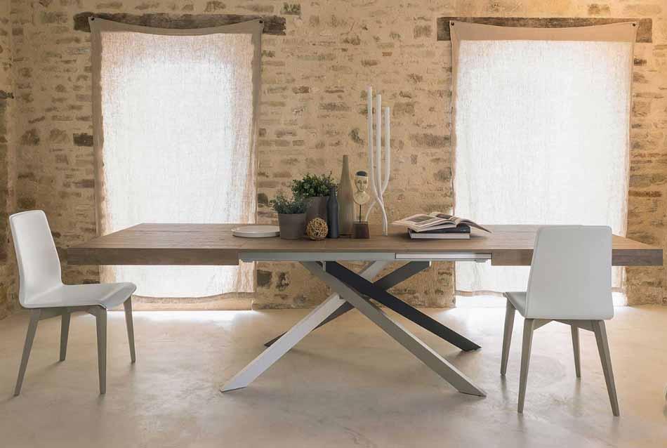 Fiuli Sedie Tavolo T50 BOSTON2 – Toscana Arredamenti