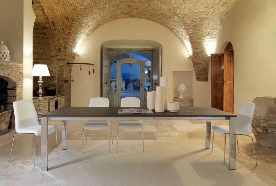 Fiuli Sedie Tavolo Zenit – Toscana Arredamenti