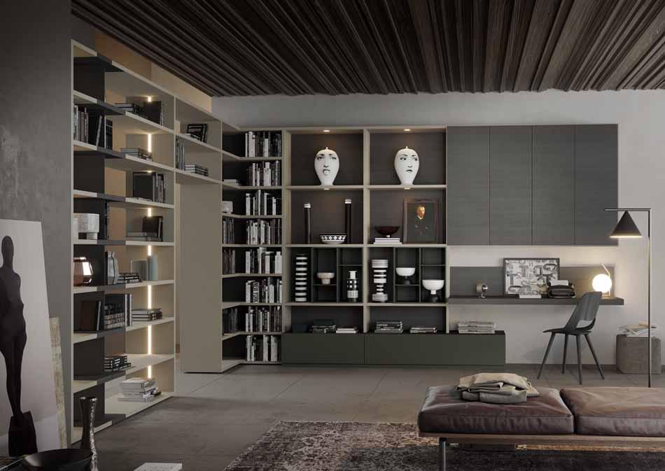 Kico Zona Librerie Moderne – Toscana Arredamenti – 104