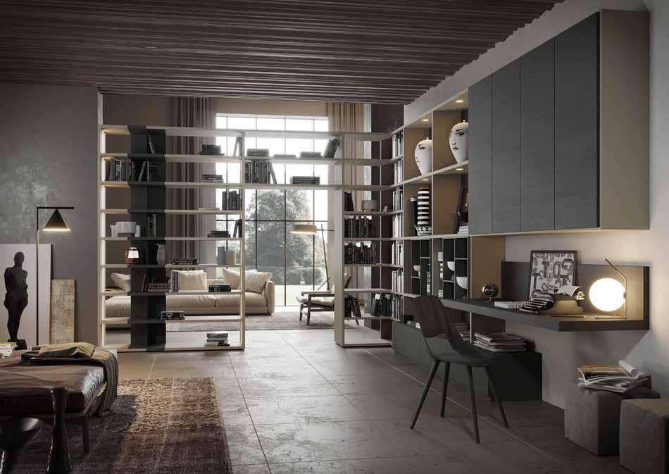 Kico Zona Librerie Moderne – Toscana Arredamenti – 110