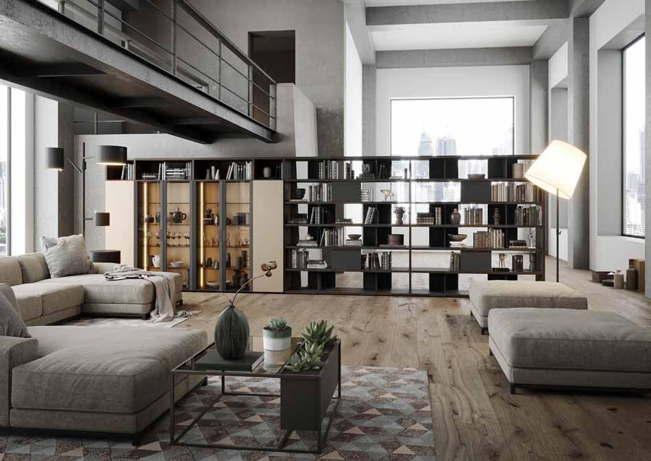 Kico Zona Librerie Moderne – Toscana Arredamenti – 111