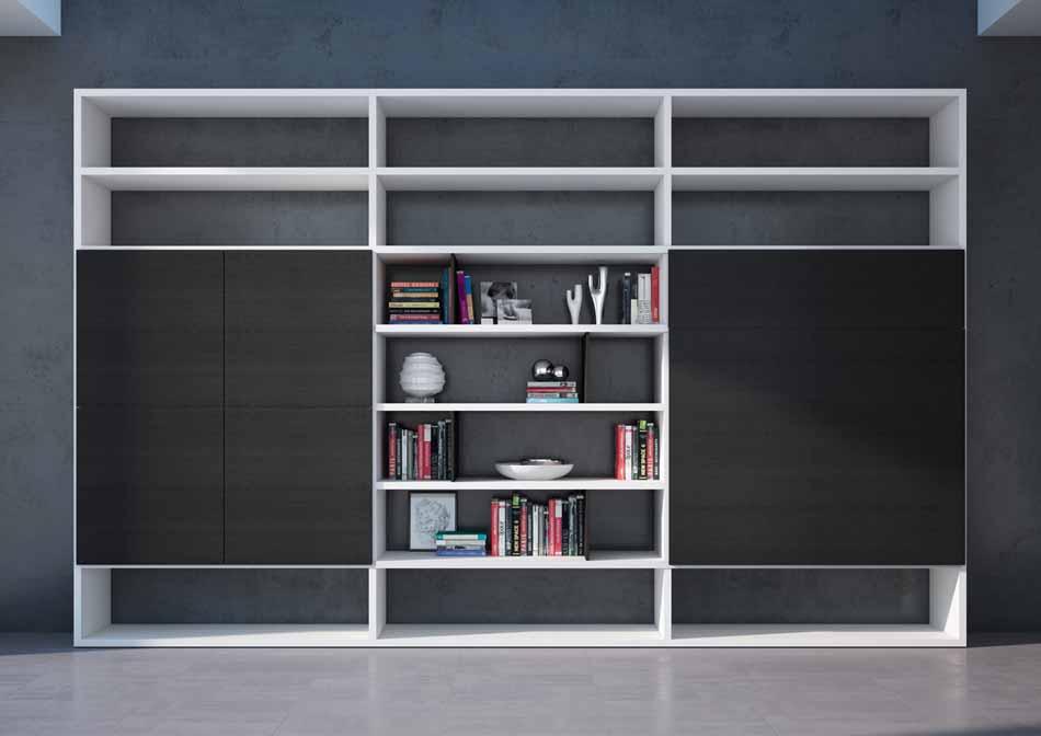 Kico Zona Librerie Moderne – Toscana Arredamenti – 120