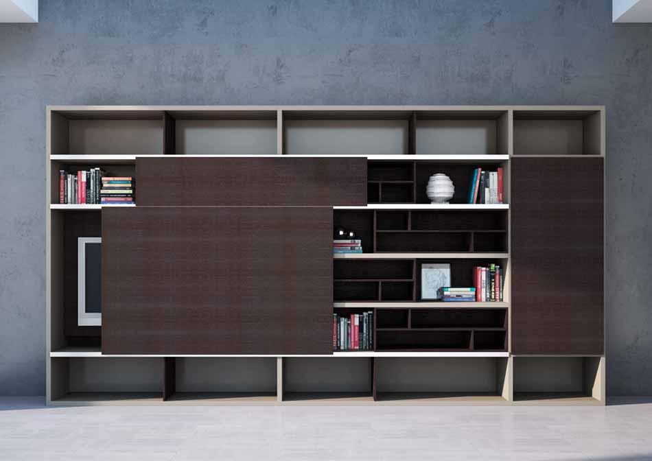 Kico Zona Librerie Moderne – Toscana Arredamenti – 123