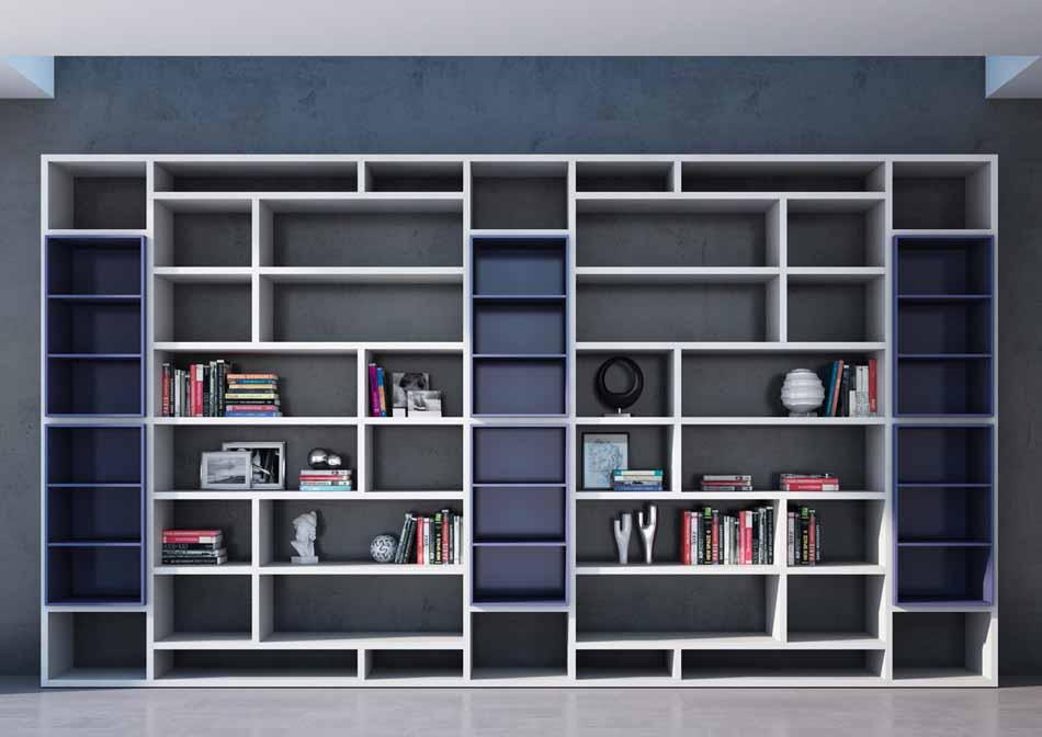 Kico Zona Librerie Moderne – Toscana Arredamenti – 124