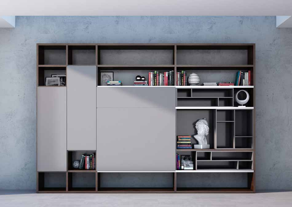 Kico Zona Librerie Moderne – Toscana Arredamenti – 125