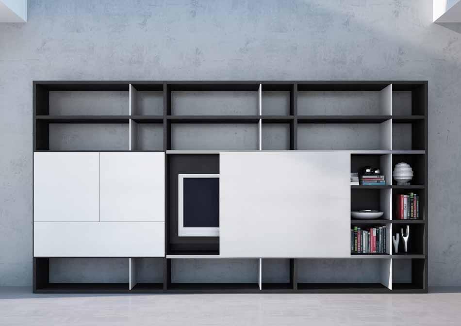Kico Zona Librerie Moderne – Toscana Arredamenti – 128
